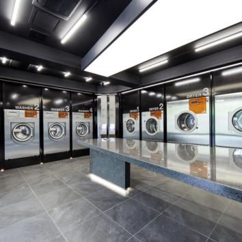 밀레, 하이엔드 세탁 서비스 '어반런드렛'과 함께 상업용 시장 진출
