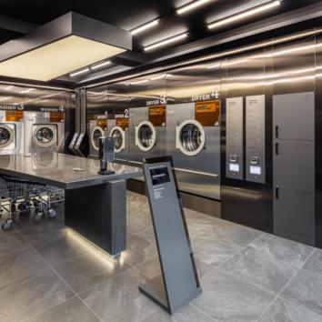 독일 밀레, '어반런드렛' 청담점 신규매장에 상업용 세탁 장비 독점 공급